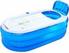 Aufblasbare Badewanne für Erwachsene, Haushalt,