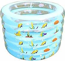 Aufblasbare Badewanne, Haushalt Kind aufgebläht