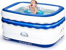 Aufblasbare Badewanne Kinder aufblasbare