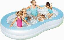 Aufblasbare Badewanne LCSHAN Aufblasbarer Pool