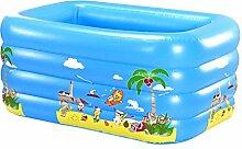 Aufblasbare Badewanne Platz Schwimmbecken Kinder Aufblasbare Pool Home Kinder Pool