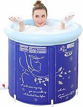 Aufblasbare Badewanne Zusammenklappbare Badewanne