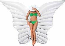 Aufblasbare Engelsflügel 250 cm Flügel -