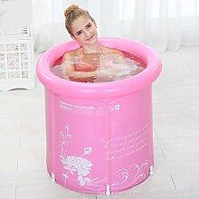 Aufblasbare, faltbare Badewanne/Badezuber für
