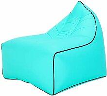 Aufblasbare Lazy Air Sofa Tragbare Liege Stuhl