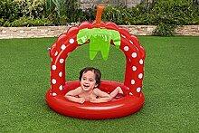 Aufblasbarer Baby Pool Rund Klein | Planschbecken