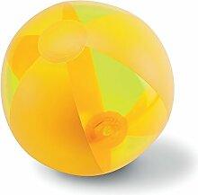 Aufblasbarer Beachball/transparent