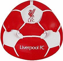 Aufblasbarer Kinder Sessel mit Liverpool FC Wappen