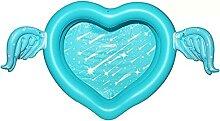 Aufblasbarer Planschbecken, Herzförmig Kinderpool