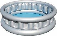 Aufblasbarer Plug & Play Whirlpool Bestway für 4