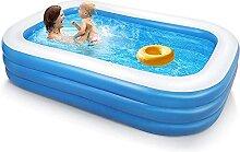 Aufblasbarer Pool, 300 x 180 x 56 cm Aufblasbare
