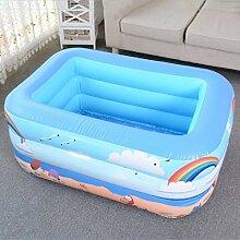 Aufblasbarer Pool aufblasbare Badewanne/Kunststoff