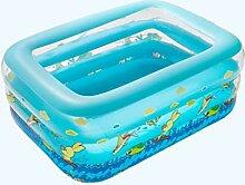 Aufblasbarer Pool aufblasbare Badewanne Kunststoff
