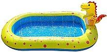 Aufblasbarer Pool Aufblasbares Schwimmbad Square