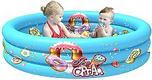 Aufblasbarer Pool, Familien-Schwimmbad, riesiger