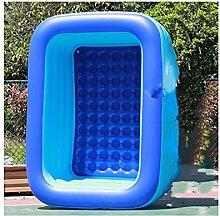 Aufblasbarer Pool Familienaufblasbares Schwimmbad