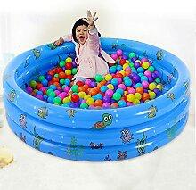 Aufblasbarer Pool für Kinder Aufblasbares