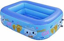 Aufblasbarer Pool Für Kinder Baby Planschbecken (größe : B)