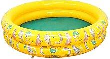 Aufblasbarer Pool Groß Kinder Runde 3D