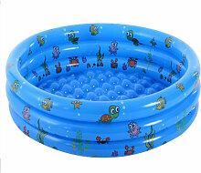 Aufblasbarer Pool Kinder-Pool Sicherer und