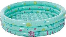 Aufblasbarer Pool Klein Kinder Runde