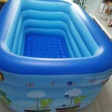 Aufblasbarer Pool, Planschbecken Für Kinder 180x
