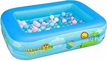 Aufblasbarer Pool, Planschbecken Für Kinder 210 X