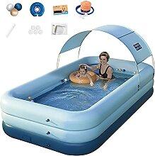 Aufblasbarer Pool Planschbecken Für Kinder