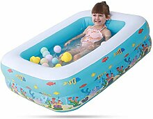 Aufblasbarer Pool Planschbecken Kinderpool Baby