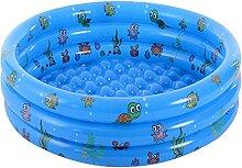 Aufblasbarer Pool, Schwimmbad, Planschbecken Pool