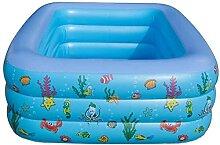 Aufblasbarer Swimmingpool, aufblasbarer Pool