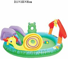 Aufblasbarer Wasserball Pool Baby Schwimmbad, Baby