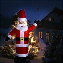 Aufblasbarer Weihnachtsmann oneConcept