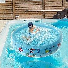 Aufblasbares Baby-Schwimmbad Kind Sommer Kind