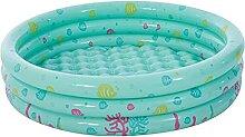 Aufblasbares Baby-Schwimmbad Runde Tragbare
