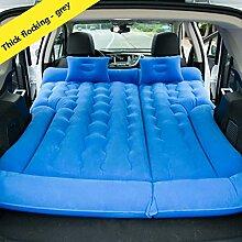 Aufblasbares Bett Für Den Auto-rücksitz,