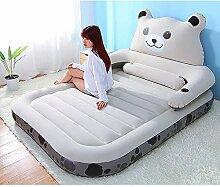 Aufblasbares Bett, Luftmatratze Mit elektrischer