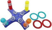 Aufblasbares Ring-Wurf-Spielzeug