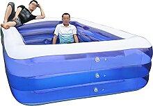 Aufblasbares Schwimmbad Familie Kinderpool