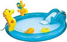 Aufblasbares Schwimmbad Kinder Planschbecken