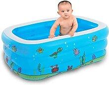 Aufblasbares Schwimmbad, Planschbecken für