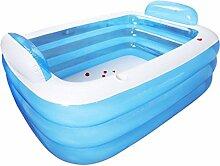 Aufblasbares Schwimmbecken neuen Double Bad