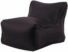 Aufblasbares Sofa zum Schlafen, tragbar, für