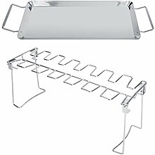 Aufee Barbecue Rack, Praktische Outdoor Camping