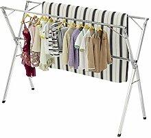 Aufhänger Indoor Wäscheständer, Falten Lagerung