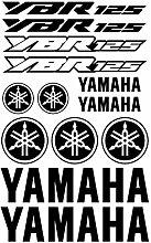 Aufkleber Aufkleber Yamaha YBR 125Ref: moto-182