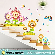Aufkleber Cartoon Wandaufkleber Dekoration