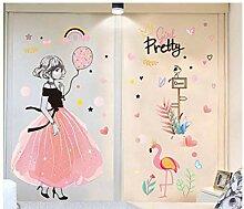 Aufkleber Dekoration Kinderzimmer Schlafzimmer