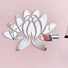 Aufkleber Dekoration Lotus FüR Wohnzimmer,