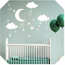 Aufkleber für die Decke   Baby Kinderzimmer